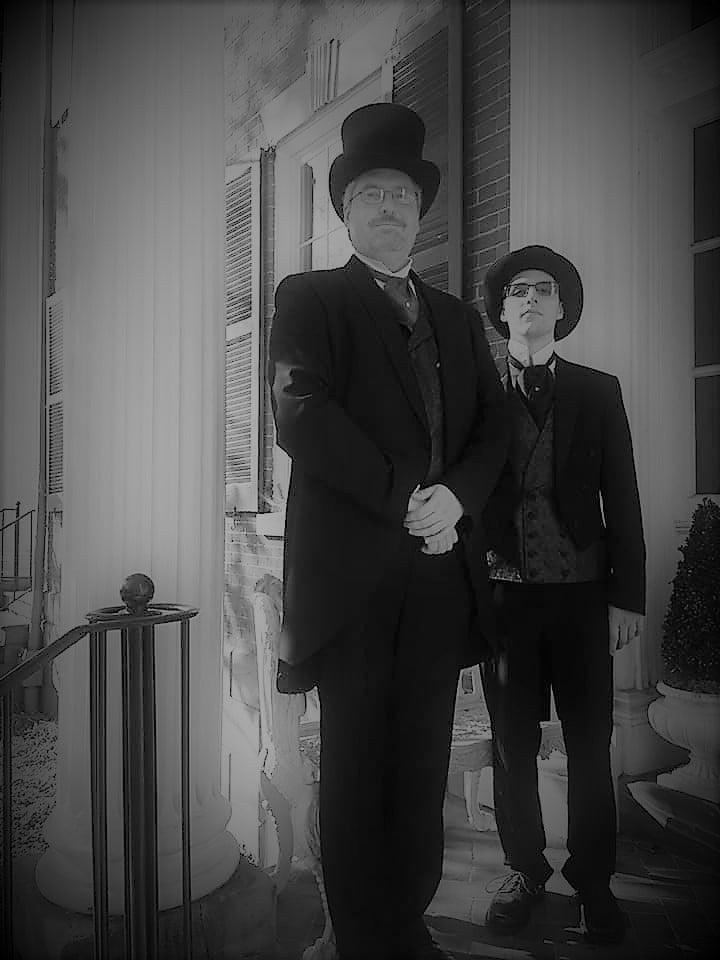 2019 Victorian Halloween Party at the Georgian