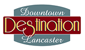 Destination Downtown Lancaster logo