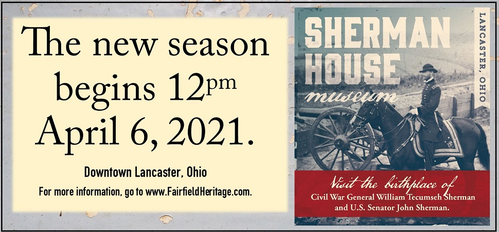 Sherman house ad